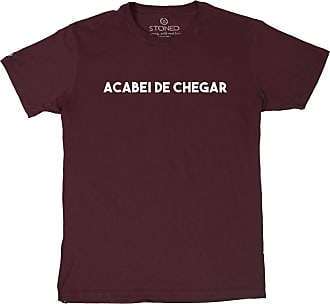 Stoned Camiseta Masculina Acabei de Chegar - Tsmacabeid-bd-02