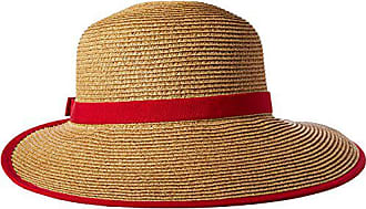 44de6ba0 Nine West Womens Packable Brimless Floppy Hat, RED, One Size