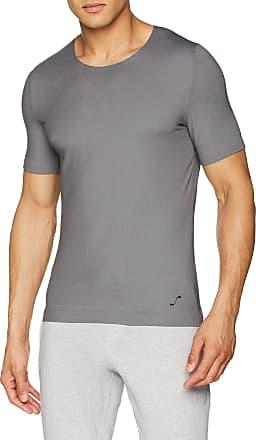 sloggi Mens S Sublime O-Neck Vest, Black (Black Combination M014), Small