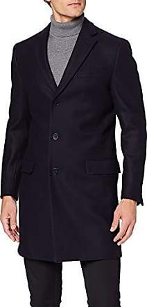 Esprit manteau long homme, Gris (Anthracite), 56 (XXL