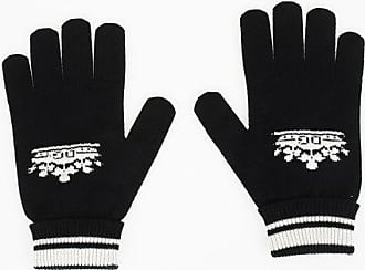 Dolce & Gabbana Cashmere PRINCE Gloves Größe M