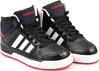 half off 58706 feaa6 adidas c Basketball Shoes Junior Sports Sneakers UK Sizes 3 3.5 4.5 5 5.5 6  6.5