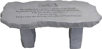 Kay Berry My Mother Kept Memorial Garden Bench - 45902