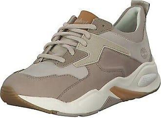 2b3f1ecdb3 Timberland Delphiville Damen Sneakers Turnschuhe Tb0a1t5tl061 Beige Braun  Neu