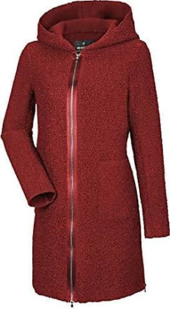 dalmard Marineblau – Mantel Damen Wolle Wasserdicht Made in