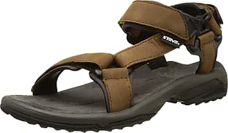 cb158fd72cd9 Teva Mens Terra Fi Lite Leather Sports and Outdoor Hiking Sandal