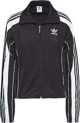 60.00 adidas Originals superstar Track Jacket In Black