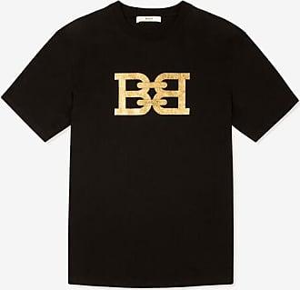 Bally T-Shirt Mit Bb-Motiv Schwarz S