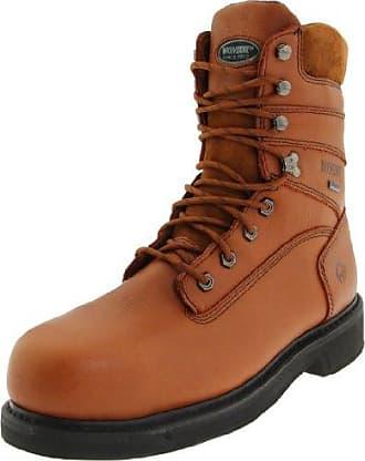 Wolverine Mens W02566 Waterproof Boot,Brown,9.5 M US