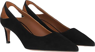 L'autre Chose Pumps - Suede Pump Black - black - Pumps for ladies