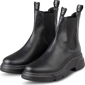Voile Blanche Chelsea-Boots TANKY BEAT VITELLO - SCHWARZ
