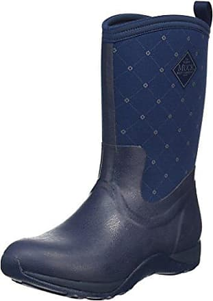 The Original Muck Boot Company Arctic Weekend Prints-Quilted Print, Damen  Kurzschaft Gummistiefel, 59ed6e04c7