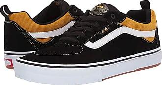 11340d25b7c Vans Kyle Walker Pro ((Corduroy) Black Yolk Yellow) Mens Skate Shoes