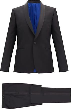 Paul Smith Single-breasted Shawl-lapel Soho-fit Tuxedo - Mens - Black
