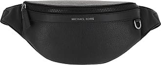Michael Kors Men Small Hip Bag Black