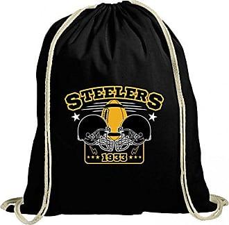 1499bd5774282 Shirt Happenz Steeler Premium Turnbeutel