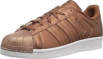 adidas Originals Superstar J Running Shoe, COPPMT, 6 Medium US