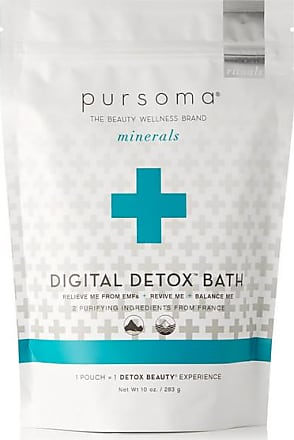 Pursoma Digital Detox Bath Soak, 283g - Colorless