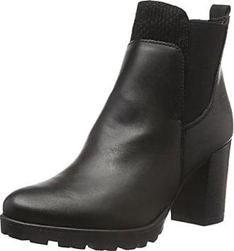 216cb64f616a Marco Tozzi Damen 25488 Chelsea Boots, Schwarz (Black Comb 098), 40 EU