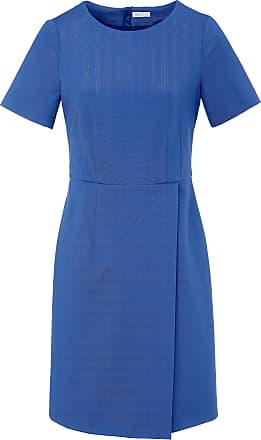 4fdcd85a280045 St. Emile Jersey-Kleid 1 2-Arm St. Emile blau