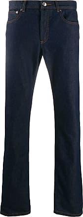 A.P.C. straight leg jeans - Azul