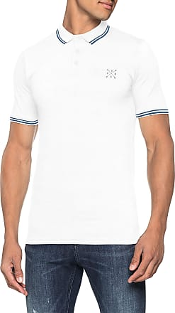 Only & Sons Mens onsSTAN SS Fitted Polo TEE (6560) NOOS Shirt, White (Cloud Dancer Cloud Dancer), S