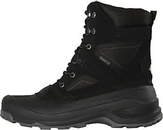 kamik Mens Norden Snow Boots, Black (Black Blk), 9 UK