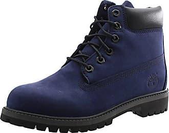b1231b319501bf Timberland Unisex-Erwachsene 6 In Premium Wp Boot A1mmr Klassische Stiefel  Blau (Navy)