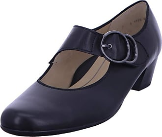 Ara Catania 12-63669-01 01 809506 Womens Court Shoes Black Black Size: 5.5 UK