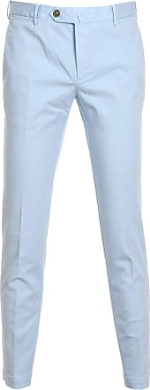 PT01 Fashion Man KTSCZD0CHNNU200300 Light Blue Cotton Pants | Spring Summer 20