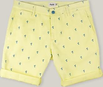 Brava Fabrics Coconut Palm Printed Shorts