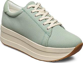 Vagabond Casey Sneakers Platform Grön VAGABOND