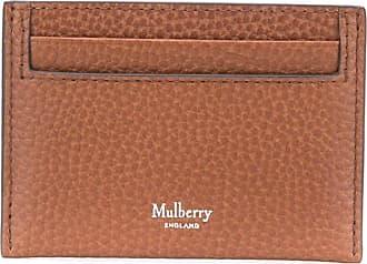 Mulberry Porta-cartões granulado - 103 - BROWN