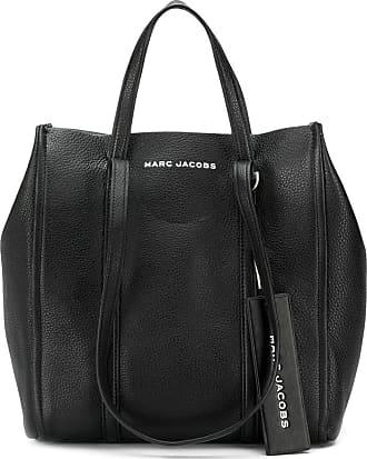 Marc Jacobs Borsa tote The Tag - Di colore nero