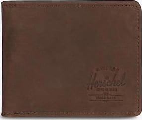 Herschel Cartera Hank Münz-Nubuk-Brieftasche