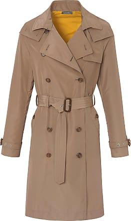 MYBC Trench coat detachable hood MYBC beige