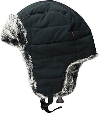 67f2b3fdf4d8a Men s Black Fur Hats  Browse 4 Brands