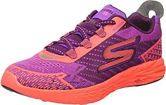 finest selection 58c5c 17fca Skechers Performance Go Run 5 Scarpe Running Donna, Viola (Purple ht. Pink