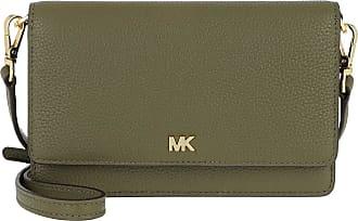 Michael Kors Phone Crossbody Bag Olive Umhängetasche grün