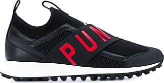 Dsquared2 Punk strap sneakers - Black