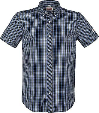 f58f5281939 Lonsdale Brixworth - Skjorter (kortermet) - Kortermet skjorte - blå