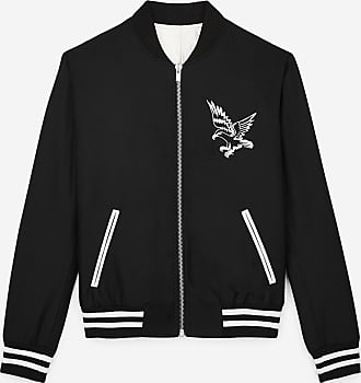 givenchy college jacke stern