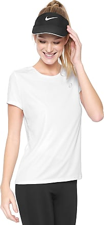 Asics Camiseta Asics W Core Running Pes Ss Branca