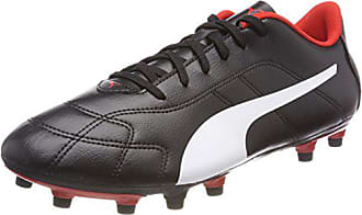competitive price 9b90c cc803 Puma Classico C Fg, Scarpe da Football Americano Uomo, Nero Black White-High