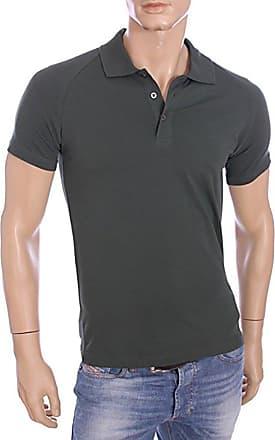 Emporio Armani Mens EA7 Mens Polo Shirt in Navy - 3XL