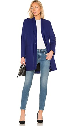Rag & Bone Kaye Coat in Blue
