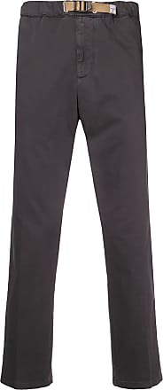 White Sand slim-fit trousers - Cinza