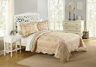 Better Homes & Gardens Romantic Floral Quilt by Better Homes & Gardens, Size: King - 99P172815C04