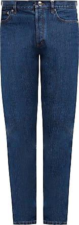Blue JEANS  A.P.C.  Straight Leg Jeans - Dameklær er billig