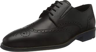 Lloyd Mens Kephron Uniform Dress Shoe, Black, 11.5 UK